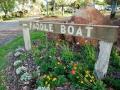 kidmans-camp-paddle-boat-sign